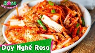 Mì cay naga, lẩu kim chi, sushi và những món ăn Hàn Quốc cực ngon, dễ làm, càng ăn càng mê