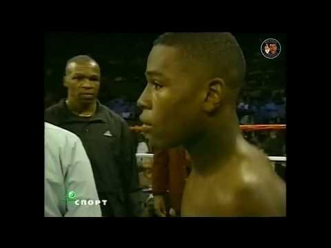 Floyd Mayweather vs Justin Juuko 🇺🇸 May 22, 1999 Las Vegas, Nevada, USA