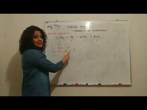Balanceo de Ecuaciones Químicas - Método Oxido/Reducción - Ejercicio 1 from YouTube · Duration:  18 minutes 28 seconds
