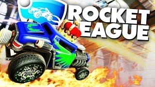 Rocket League - Дружественный замес! #12