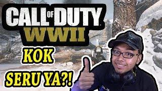 Call Of Duty World War 2 Multiplayer Gameplay Indonesia! - Ini Game Kok Seru Ya?!