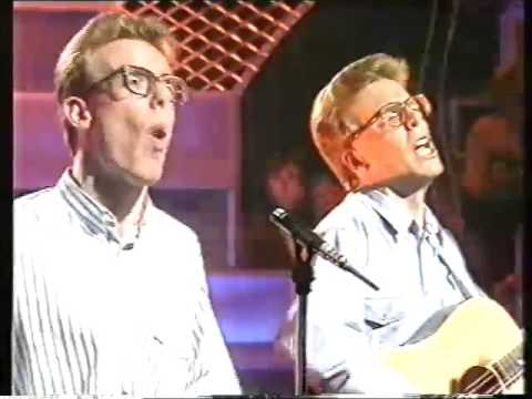 The Proclaimers - Letter From America - Top Of The Pops - 1987