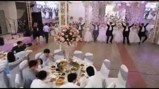 Свадьбы в кафе Арзу (Бишкек)