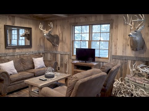 Beautiful Cabin With Great Hunting Right Out The Back Door! (156 Acres For Sale)