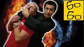 Уличный бой от Хуана Тайчэна — тайцзицюань как боевое искусство (техника тайцзи для самозащиты)