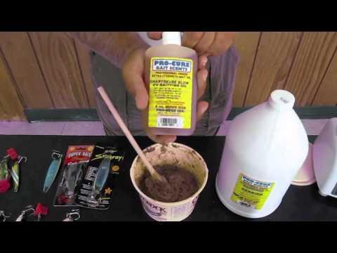 Brad 39 s cut plug herring paste video youtube for Brad s killer fish