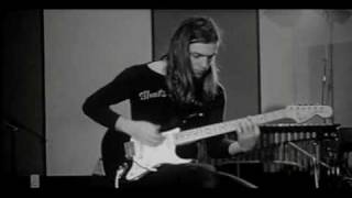david gilmour playing echoes funky part