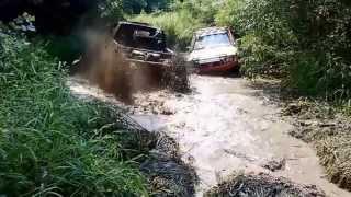 OPEL Frontera- ISUZU Rodeo 3.0 off road extrime