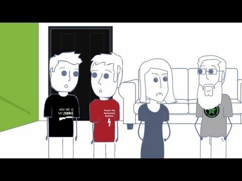 Rooster Teeth Animated Adventures - Doctor Free Pants Gavin