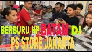Gambar cover BERBURU  HP DI PUTRA SIREGAR STORE  JAKARTA CONDET