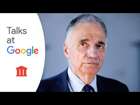 Ralph Nader | Talks at Google