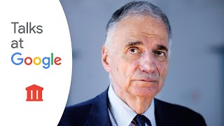 Policy Talks@Google: Ralph Nader