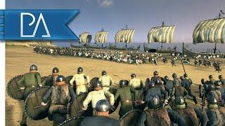 epic viking siege pathway to valhalla age of vikings total war mod gameplay