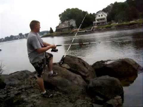 Fishing Worlds End Hingham