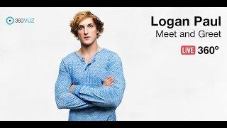 Logan Paul Meet and Greet in 360º Video thumbnail