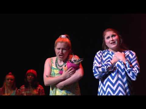 Hutchison School: Legally Blonde