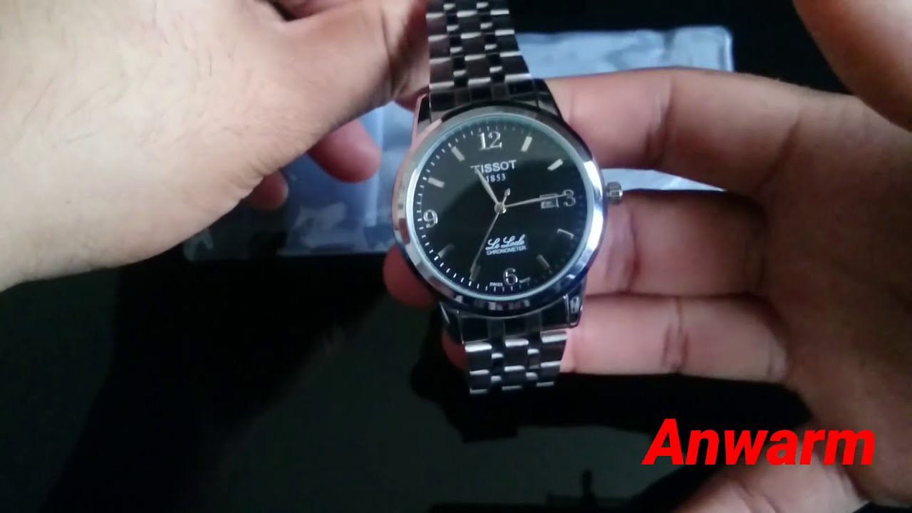 how to spot fake tissot watches
