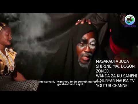 Kadan daga MASARAUTAR JUDA. Shirine mai dogon zango da za muriga kawo mu Ku hi. Juma'a da Lahadi