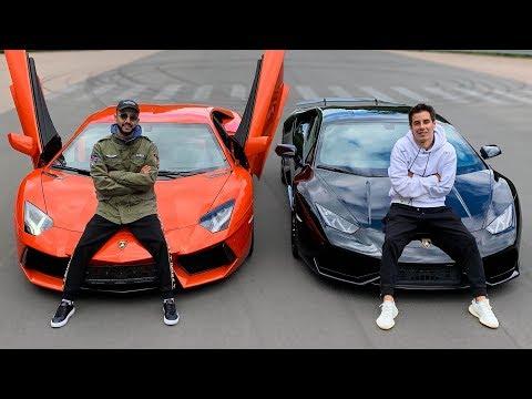 ГУСЕЙН Vs ГОРДЕЙ. У кого Lamborghini круче?