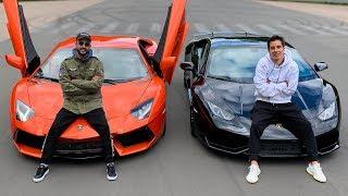 vs . Lamborghini