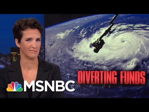 Document Shows DHS Transferring $29M From Coast Guard To ICE | Rachel Maddow | MSNBC