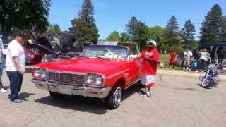1964 impala Westside Detroit Majestic's picnic 2013