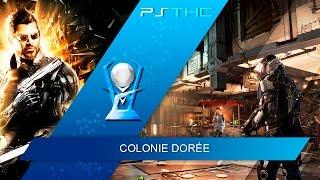 Deus Ex : Mankind Divided - The Golden Rookery Trophy Guide | Trophée Colonie dorée