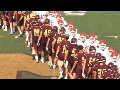 Lenape Valley vs Madison Football Preview