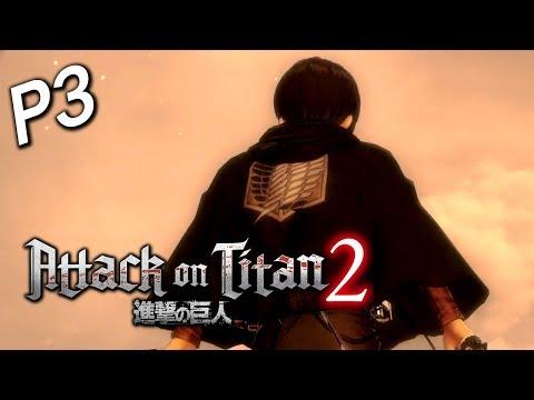 Attack on Titan 2《進撃的巨人2》Part 3 - 久違了,兵長