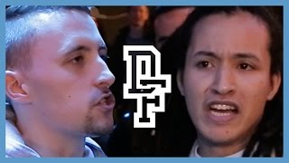 BIZZO VS HERETIC | Dont Flop Rap Battle
