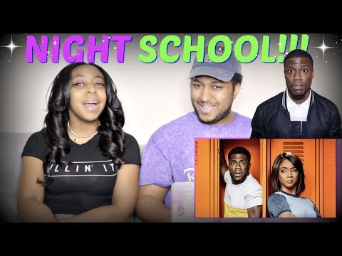 "Kevin Hart ""Night School"" - Official Trailer REACTION!!"