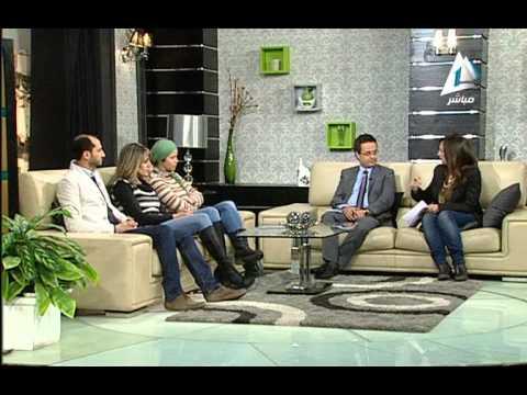 Reemosha interview With Ta3m El-Beyout Show على الفضائيه المصريه الأولى