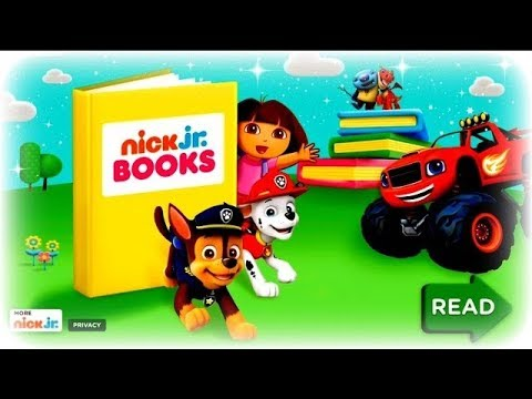 Nick Jr. Books: Paw Patrol Ice Team | Fun Games For Kids - YouTube