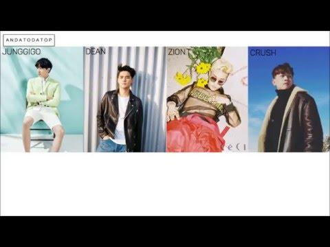 [ THAISUB - KARAOKE ] JUNGGIGO (정기고) – 247 (일주일) (Feat. Zion.T, Crush, DEAN)