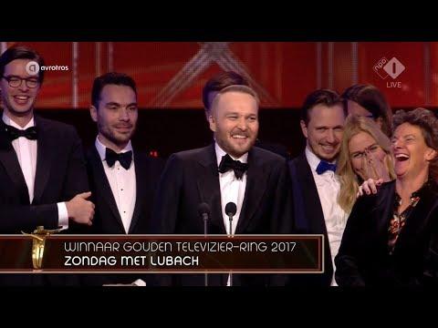 Zondag met Lubach wint de Gouden Televizier-Ring   Gouden Televizier-Ring Gala 2017