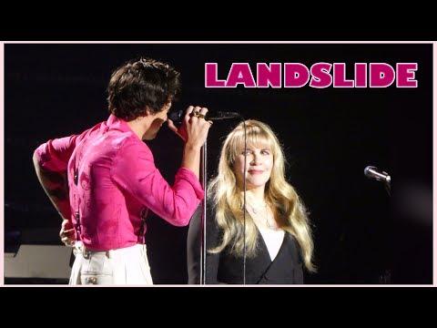 Stevie Nicks & Harry Styles - Landslide (At The Forum)