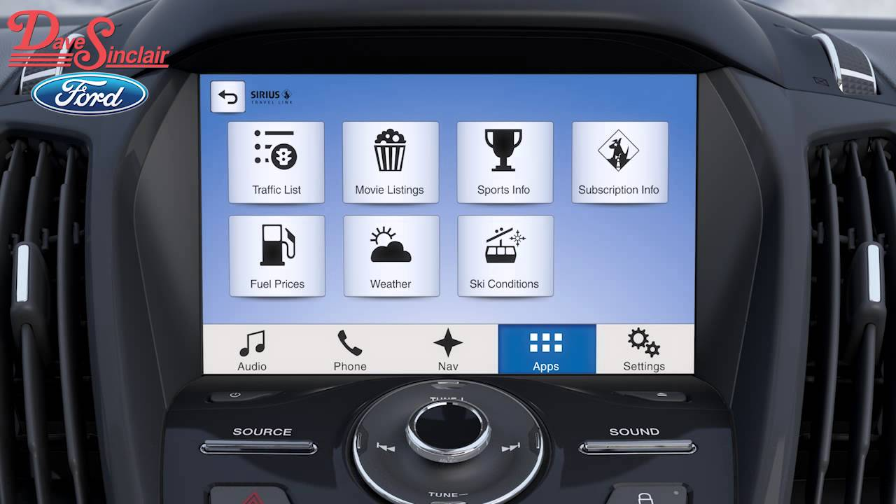 Ford SYNC Navigation Overview at Dave Sinclair Ford & Ford SYNC Navigation Overview at Dave Sinclair Ford - YouTube markmcfarlin.com
