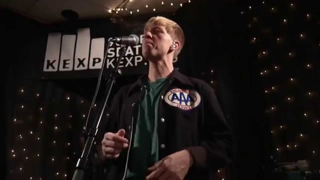 The Drums - Kiss Me Again (Live on KEXP)