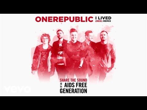 OneRepublic - I Lived (RED) Remix (Lyric Video)