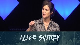 The Risk to Belong: It's About God! - Alice Shirey