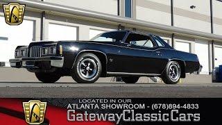 1977 Pontiac Grand Prix - Gateway classic Cars of Atlanta #109