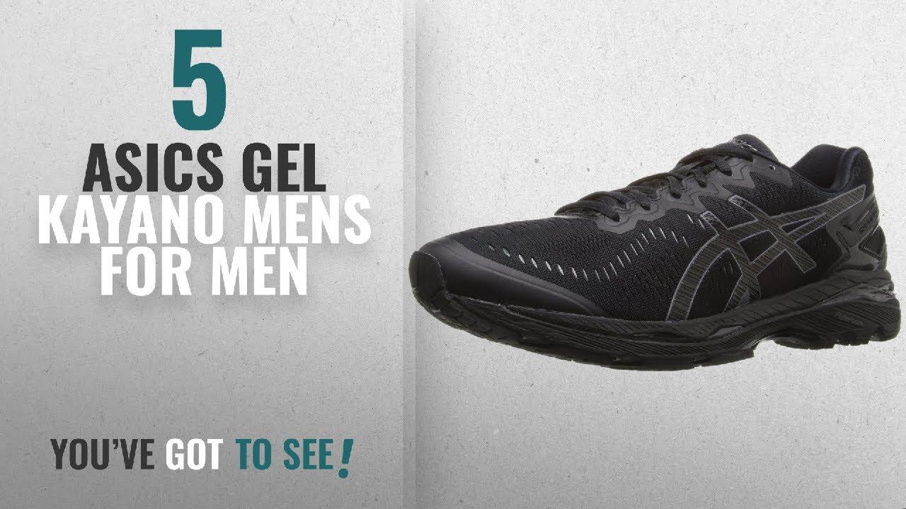 innovative design 38fa8 82a26 Top 10 Asics Gel Kayano Mens  2018    ASICS Men s Gel-Kayano 23 Running Shoe,  Black Onyx Carbon, 11