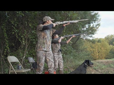 Arkansas Wildlife - S3.E1, Dove Hunting in Arkansas