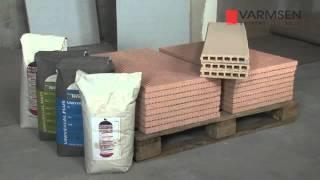 Budowa kominków - film instruktażowy