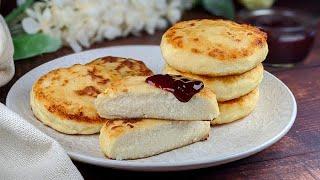 Petit-déjeuner Russe que tout le monde adore : Syrniki ! Partagez du bonheur !