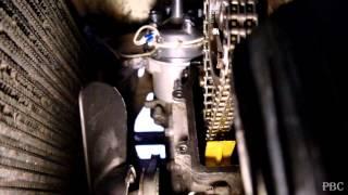 видео Для чего нужен успокоитель цепи и как его заменить на ВАЗ?