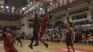 ABL9 || Moment of the game: Kyle Barone's BLOCK