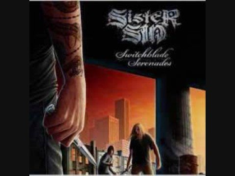 Клип Sister Sin - Switchblade Serenade