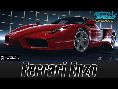 Need For Speed No Limits Ferrari Enzo Maxxed Out Tuning All