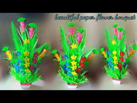 room decoration bouquet 2019 / handmade floral flower bouquet / handmade wedding flower bouquet